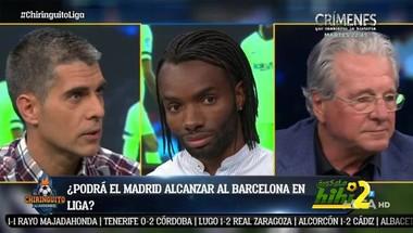 سانشيز رداً على داليساندرو : برشلونة ليس فريق فضائي
