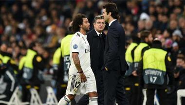 مارسيلو يوضح حقيقة تدهور علاقته مع سولاري في ريال مدريد