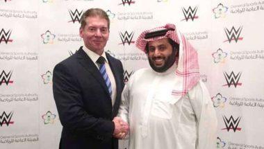 كيف يشعر نجوم اتحاد المصارعة WWE حيال عروض الاتحاد في المملكة العربية السعودية - في الحلبة