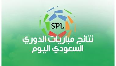 أخبار الدوري السعودي: نتائج مباريات الدوري السعودي اليوم الجمعة 15/2/2019 -  سبورت 360 عربية