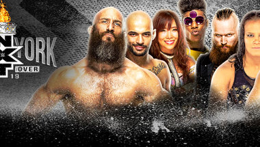 تعرف على مصير لقب الـ NXT العالمي بعد إصابة توماسو تشامبا - في الحلبة