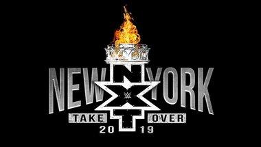 مباريات بطولة NXT TakeOver: New York بأسبوع ريسلمانيا حتى الأن - في الحلبة