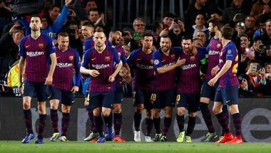 كوتينيو يعود للتسجيل.. ورقم استثنائي لبرشلونة في دوري الأبطال