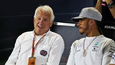 وفاة تشارلي وايتينج مدير سباقات الفورمولا 1