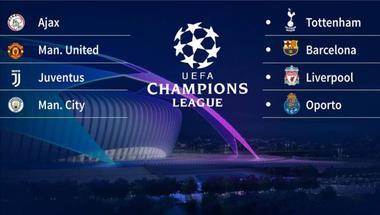مباشر | قرعة دوري أبطال أوروبا .. دور الـ 8 ونصف النهائي