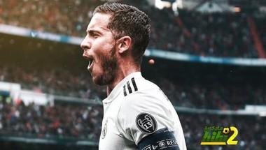 ذا صن : ريال مدريد أنهى صفقة هازارد