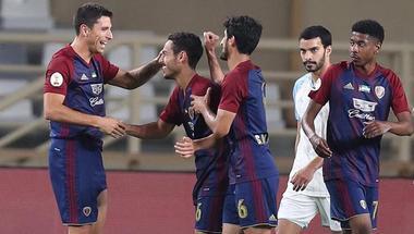 لاعب الوحدة يكشف سر الفوز على بني ياس بكأس الخليج العربي