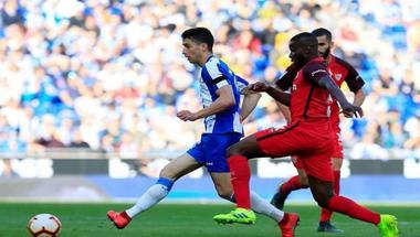 إشبيلية يحقق فوزا صعبا على إسبانيول في الدوري الإسباني