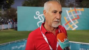 """مدرب منتخب الترايثلون المغربي: مشاركتنا في """"الألعاب العالمية"""" إيجابية"""