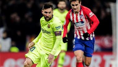 جريزمان يحسم الجدل حول شائعات انتقاله لبرشلونة