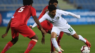 المنتخب السعودي يحصد أول 3 نقاط في التصفيات الآسيوية