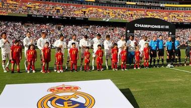 ريال مدريد يُعلن مشاركته في الكأس الدولية للأبطال