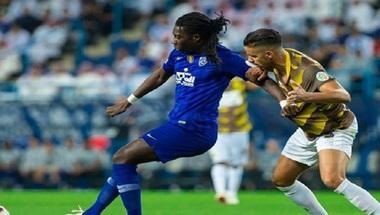 الهلال يتعثر أمام أُحد قبل قمة الدوري أمام النصر