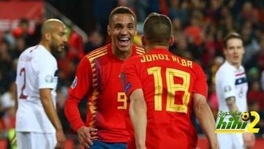 فيديو: مهاجم النرويج يرتدي ثوب مدافع ويهدر أغرب فرصة أمام إسبانيا
