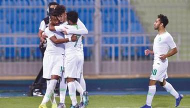 الأخضر الأولمبي ينشد مواصلة البداية القوية على حساب لبنان