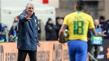 مدرب البرازيل محذرًا فينيسيوس: عليه إثبات نفسه مع ريال مدريد للتواجد في كوبا أمريكا