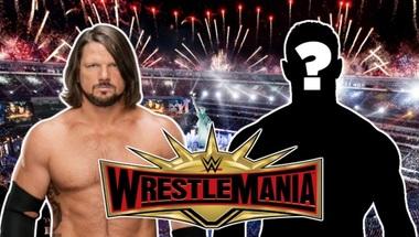 WWE تكشف عن خصم إيه جي ستايلز في ريسلمانيا 35 - في الحلبة