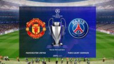 هدف مانشستر يونايتد الثالث ( مانشستر يونايتد × باريس سان جيرمان ) دوري أبطال أوروبا