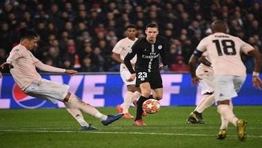 مانشستر يونايتد يطيح بباريس سان جيرمان من دوري أبطال أوروبا - صحيفة صدى الالكترونية