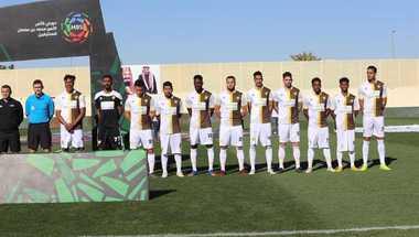 بالفيديو - بمشاركة أحمد جمعة.. أُحد يرفض الهزيمة أمام الحزم ويلازم المركز الأخير