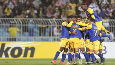 بالفيديو | النصر يقصف الجيل برباعية في كأس خادم الحرمين ويتأهل إلى نصف النهائي