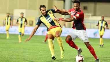 أخبار الدوري السعودي: الحزم يهزم الرائد في الدوري السعودي -  سبورت 360 عربية
