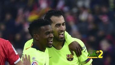 ثنائي برشلونة مهدد بالإيقاف