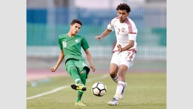 الأبيض الشاب يختتم معسكر السعودية بالفوز على «الأخضر»