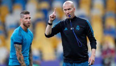 زيدان عن نجم ريال مدريد لبيريز : لا أريده في فريقي - بالجول