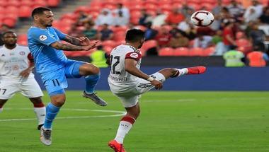لاعب الجزيرة يفسر سبب التعادل أمام دبا