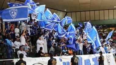 الهلال يتوج بكأس الاتحاد السعودي لكرة الطائرة بعد فوزه على الاتحاد