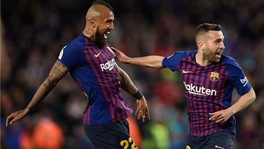 ألبا: برشلونة اقترب من حسم لقب الدوري الإسباني.. والجماهير لم تصفر ضد كوتينيو