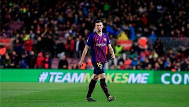 لينجليت: برشلونة لم يحسم لقب الدوري بعد.. وتوقيت هدفي أمام سوسيداد كان مثاليًا