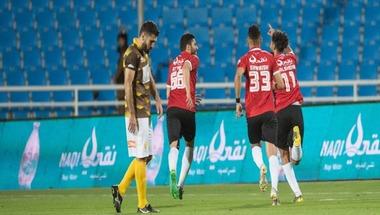 تقرير.. لاعب الرائد ينضم لعظماء الدوري السعودي للمحترفين