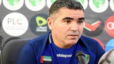 مدرب فريق الإمارات يتهم تقنية الفيديو بإسقاطهم أمام النصر