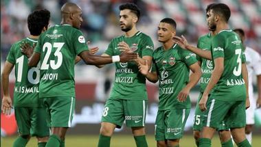 لاعب شباب الأهلي: مباراة الإمارات خير إعداد لنهائي كأس رئيس الدولة
