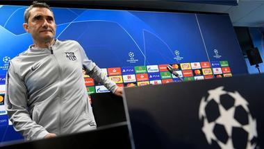 فالفيردي يعلن قائمة برشلونة لمباراة ليفربول بنصفف نهائي دوري أبطال أوروبا