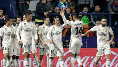 آخر اخبار ريال مدريد اليوم الإثنين - بالجول