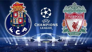 موعد والقناة الناقلة لمباراة ليفربول وبورتو في دوري أبطال أوروبا الليلة