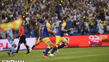 رسمياً ،، النصر بطلاً للنسخة الاستثنائية من دوري الامير محمد بن سلمان للمحترفين