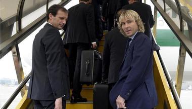 تقارير: نيدفيد هدد إدارة يوفنتوس بالاستقاله حتى يرحل أليجري