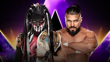 """""""ذا ديمون"""" فين بالور يواجه أندرادي على لقب الانتركونتننتال في WWE SUPER SHOWDOWN"""