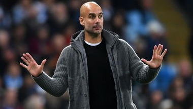 جوارديولا يرفض وصف مانشستر سيتي بالأفضل في تاريخ إنجلترا