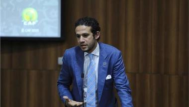 صور وفيديو | محمد فضل يعلن عن تميمة كأس أمم إفريقيا مصر 2019