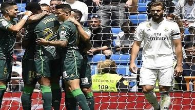 ريال مدريد ينهي موسمه بهزيمة جديدة في عقر داره