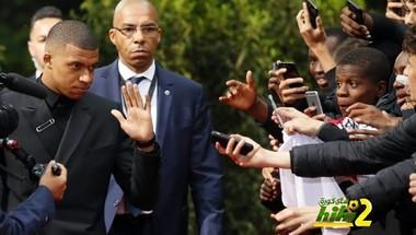 مبابي يرفض رفع الراية البيضاء أمام ميسي