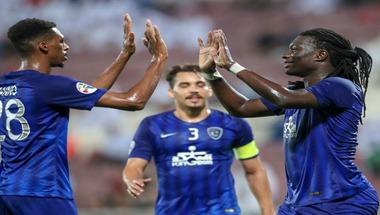 الهلال يتعادل مع الدحيل في ختام دور المجموعات بدوري أبطال آسيا