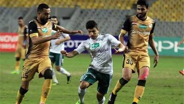 المصري يتعثر في مشوار المربع الذهبي بتعادل والانتاج الحربي مهدد بالهبوط قبل مباراة الزمالك