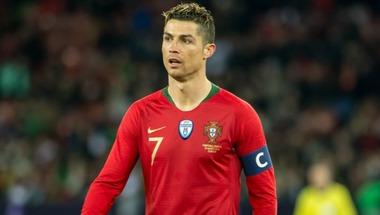 رونالدو على رأس قائمة البرتغال لدوري الأمم الأوروبية