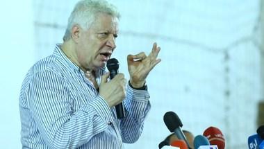 مرتضى منصور يرفض بيان الأهلي ويهاجم الخطيب: إنت فاشل - بالجول